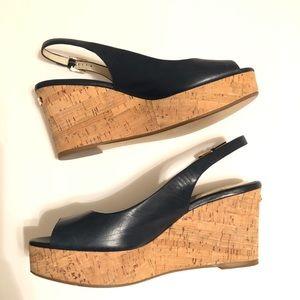 Michael Kors peep toes sandals